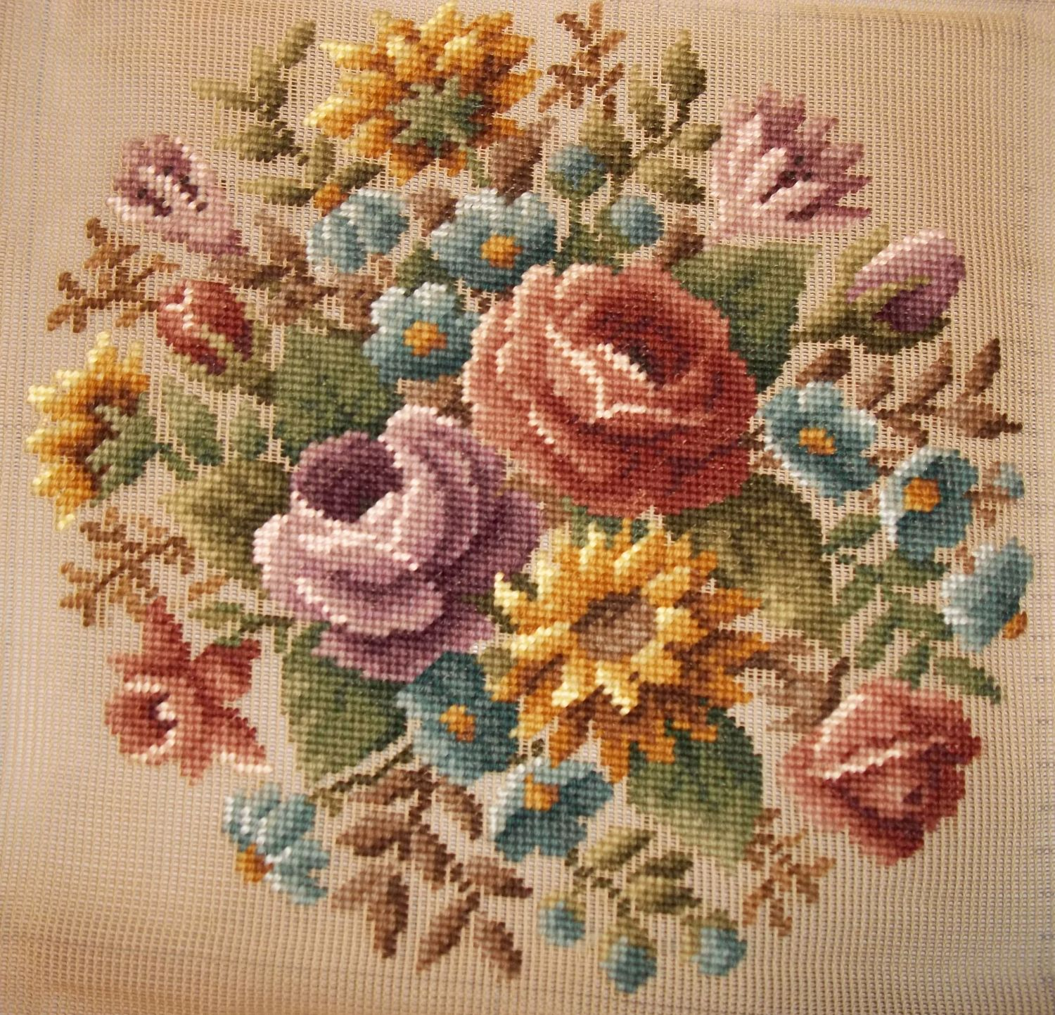 large needlepoint
