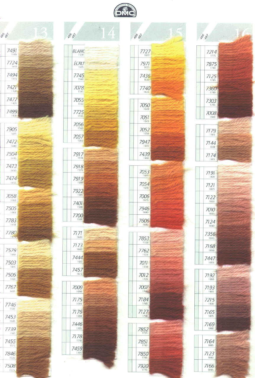 Needlepoint information on yarn usage and coverage dmc tapestryg 130890 bytes nvjuhfo Image collections